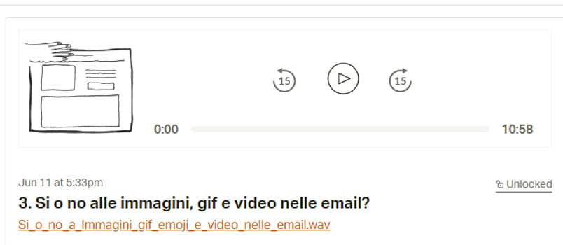 Immagini E Video Nelle Newsletter